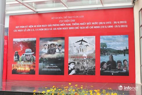 Trung tâm chiếu phim Quốc gia chào mừng 30/4 với… phim hành động Mỹ? - ảnh 6