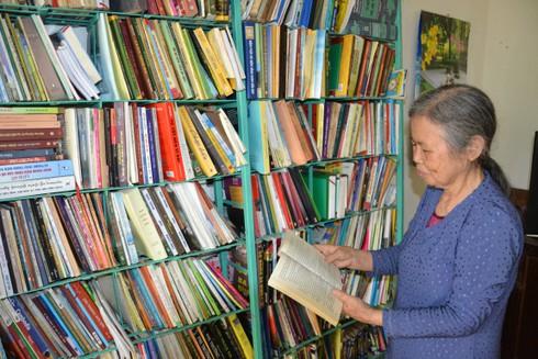 Thư viện của những người nông dân ham đọc sách - ảnh 2