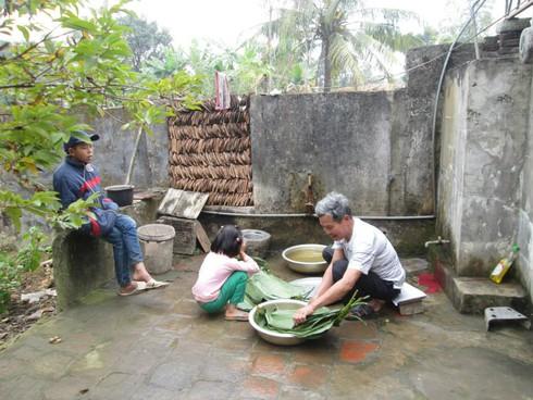 Cuộc sống mến yêu qua mắt nhìn của trẻ em nông thôn Việt Nam - ảnh 16