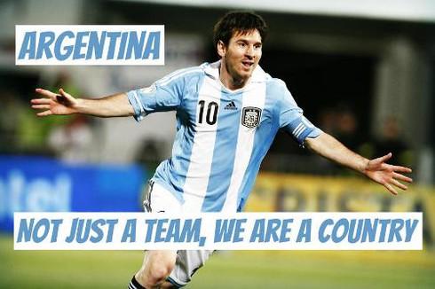 World Cup 2014 - Những khẩu hiệu thú vị - ảnh 21