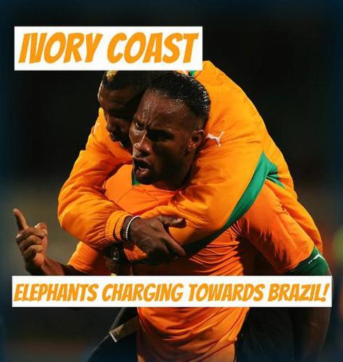 World Cup 2014 - Những khẩu hiệu thú vị - ảnh 11