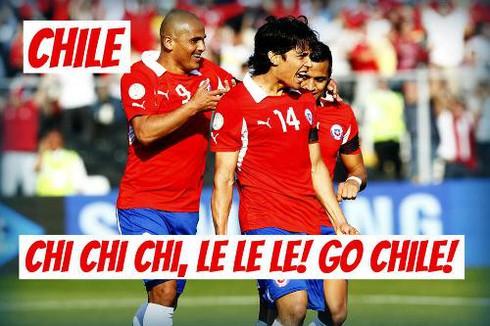 World Cup 2014 - Những khẩu hiệu thú vị - ảnh 7