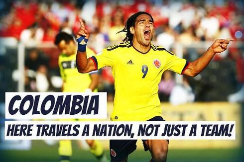World Cup 2014 - Những khẩu hiệu thú vị - ảnh 9