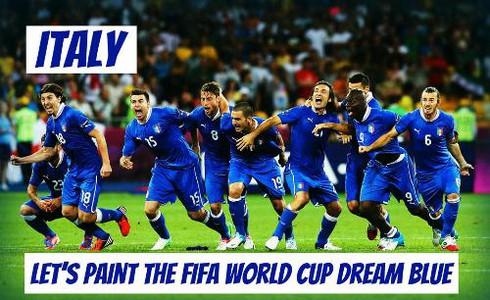 World Cup 2014 - Những khẩu hiệu thú vị - ảnh 13