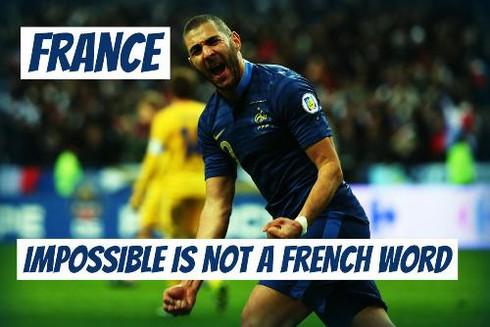 World Cup 2014 - Những khẩu hiệu thú vị - ảnh 17