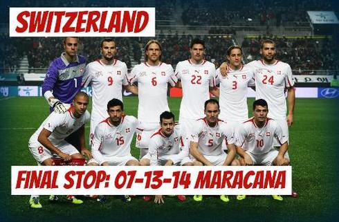 World Cup 2014 - Những khẩu hiệu thú vị - ảnh 18