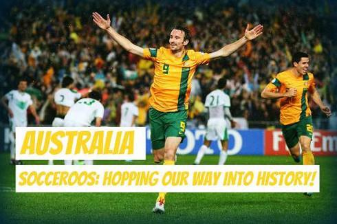World Cup 2014 - Những khẩu hiệu thú vị - ảnh 8