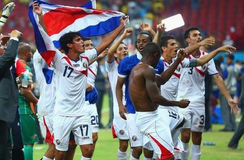 Tứ kết World Cup 2014: