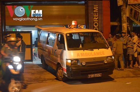 Thang máy quán Karaoke gặp sự cố, 1 người tử vong - ảnh 1