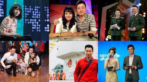 """Những cặp MC nổi tiếng """"như hình với bóng"""" trên sóng VTV - ảnh 1"""
