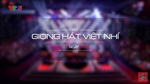 Xem Giọng hát Việt nhí 2015 tập 3 vòng Đối đầu ngày 5/9 online trên VTV3 - ảnh 1