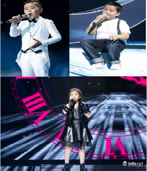 Xem lại Bán kết 1 Giọng hát Việt nhí 2016 - Liveshow 5 ngày 15/10 bản full HD - ảnh 1
