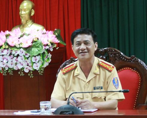 Phó Cục trưởng Cục CSGT: Cấm lưu thông xe máy điện không đăng ký - ảnh 1