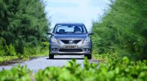 Đánh giá tổng thể Nissan Sunny AT và Honda City AT - ảnh 3