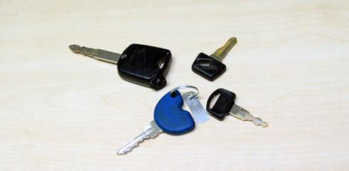Chìa khoá xe máy ngày càng 'tối tân' - ảnh 1