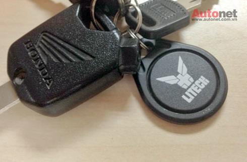 Chìa từ 'chế' thêm cho các dòng xe khác ngoài Piaggio có giá từ 600-800 nghìn VND