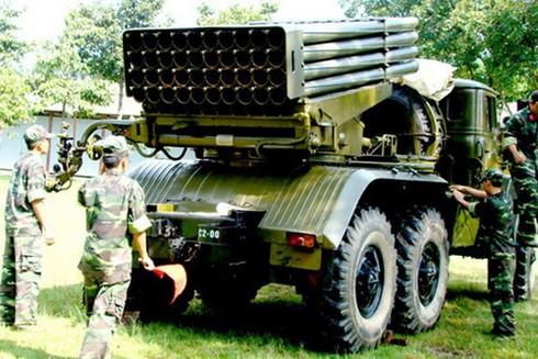 Việt Nam nâng cao hiệu suất bắn của dàn phóng Cachiusa - ảnh 1