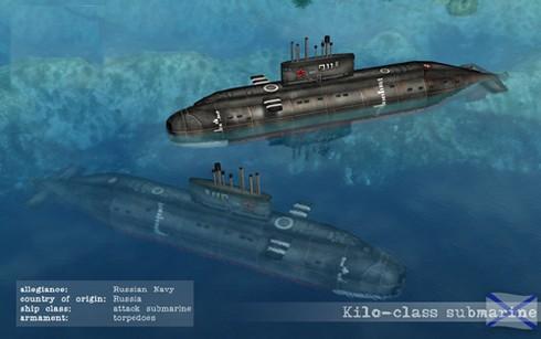 Tàu ngầm Kilo sử dụng giác quan gì khi tác chiến? - ảnh 6