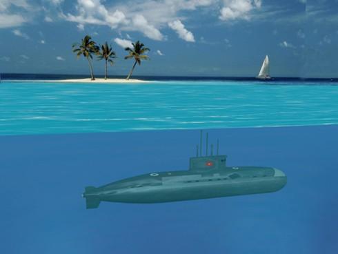 Tàu ngầm Kilo sử dụng giác quan gì khi tác chiến? - ảnh 2
