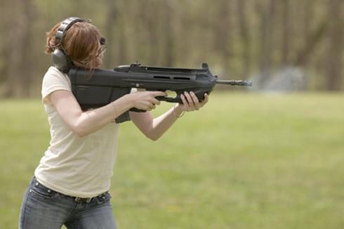 Sự lợi hại của súng trường