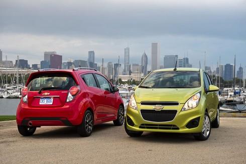 10 mẫu xe hơi vừa tiền nhất năm 2014 của người Mỹ - ảnh 10