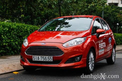 Đánh giá chi tiết Ford Fiesta 2014 - ảnh 1