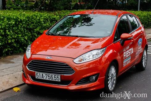 Đánh giá chi tiết Ford Fiesta 2014 - ảnh 22