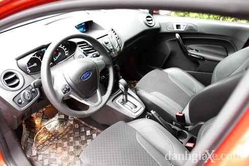 Đánh giá chi tiết Ford Fiesta 2014 - ảnh 10