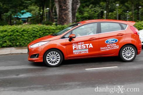Đánh giá chi tiết Ford Fiesta 2014 - ảnh 20