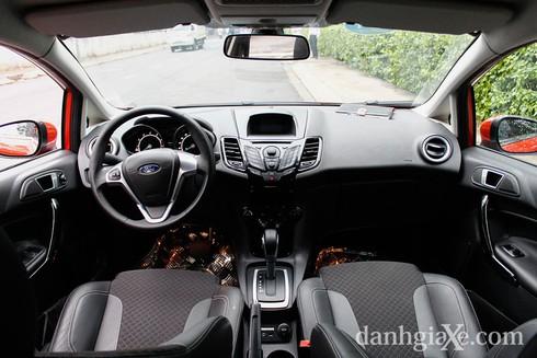 Đánh giá chi tiết Ford Fiesta 2014 - ảnh 7