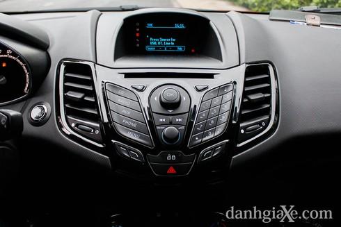 Đánh giá chi tiết Ford Fiesta 2014 - ảnh 13