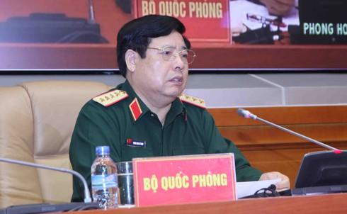 Bộ Quốc phòng huy động hải, lục, không quân đối phó bão Rammasun - ảnh 1