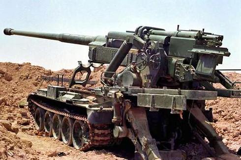 Khám phá pháo tự hành lớn nhất của quân đội Triều Tiên - ảnh 3