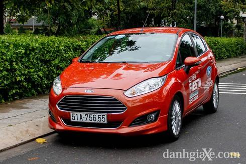 Đánh giá chi tiết Ford Fiesta 2014 - ảnh 6
