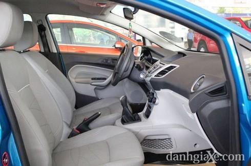 Đánh giá chi tiết Ford Fiesta 2014 - ảnh 25