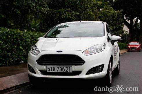 Đánh giá chi tiết Ford Fiesta 2014 - ảnh 2