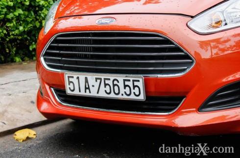 Đánh giá chi tiết Ford Fiesta 2014 - ảnh 11