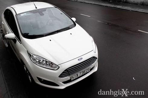 Đánh giá chi tiết Ford Fiesta 2014 - ảnh 5