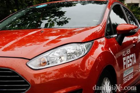 Đánh giá chi tiết Ford Fiesta 2014 - ảnh 12