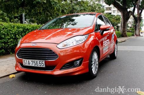 Đánh giá chi tiết Ford Fiesta 2014 - ảnh 3
