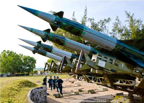 Đón Tết với Sư đoàn tên lửa 375 bảo vệ không phận Đà Nẵng - ảnh 1