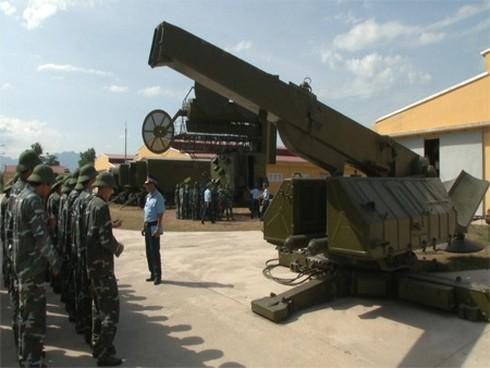 Đón Tết với Sư đoàn tên lửa 375 bảo vệ không phận Đà Nẵng - ảnh 3