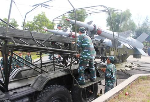 Đón Tết với Sư đoàn tên lửa 375 bảo vệ không phận Đà Nẵng - ảnh 4