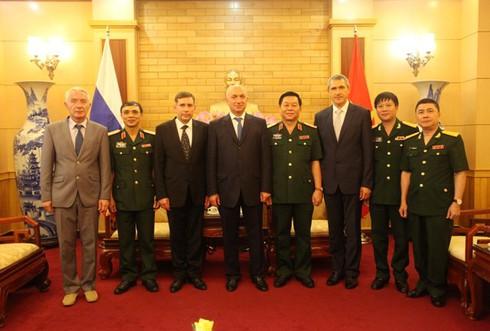 Tướng phản gián quân sự - cơ quan An ninh Liên bang Nga thăm Việt Nam - ảnh 3