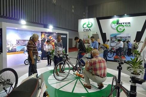 Triển lãm quốc tế xe đạp tại Việt Nam quy tụ 50 thương hiệu - ảnh 3