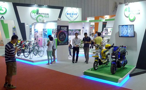 Triển lãm quốc tế xe đạp tại Việt Nam quy tụ 50 thương hiệu - ảnh 2