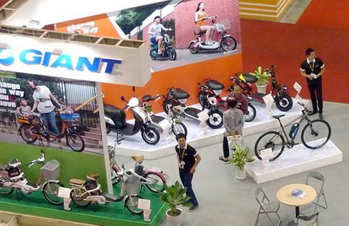 Triển lãm quốc tế xe đạp tại Việt Nam quy tụ 50 thương hiệu - ảnh 1