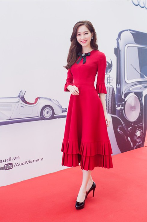 Điểm mặt nhan sắc các đại sứ Audi Việt Nam - ảnh 7