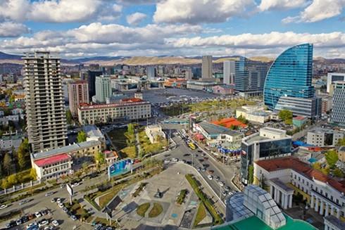 Ngắm xe hơi trên đường phố Mông Cổ - ảnh 4