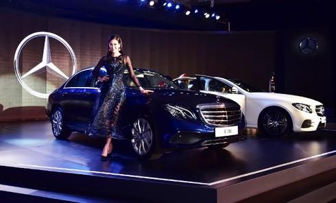 [Video] 'Tuyệt tác trí tuệ' E-Class thế hệ mới của Mercedes ra mắt - ảnh 1